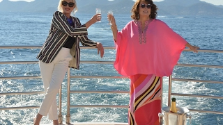 Absolutely Fabulous Season 6 Episode 3 Olympics English
