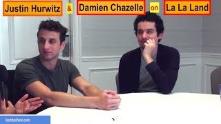 Oscar Winners Damien Chazelle & Justin Hurwitz On La La Land