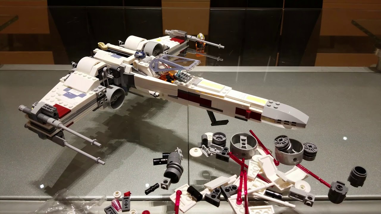X-Wing Starfighter 75218 New LEGO Star Wars