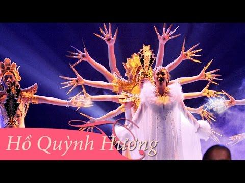 Phật Bà nghìn mắt nghìn tay [Liveshow Sắc Màu Hồ Quỳnh Hương - Full HD]
