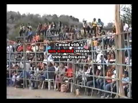 jaripeo de toros en san isidro el organal 2010 1ra parte