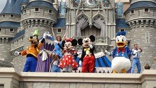 Walt Disney World + IOA - 5 parks in 25 mins (in HD)