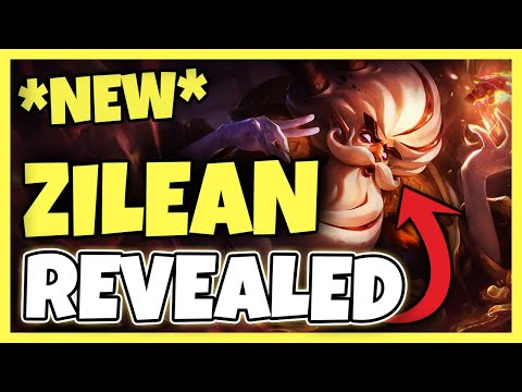 *SUGAR RUSH ZILEAN* PRE-RELEASE SKIN | 1350RP | SEASON 10 SUPPORT | League of Legends [2019]