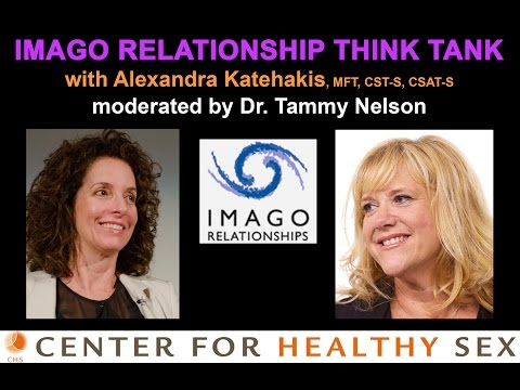 Alexandra Katehakis and Tammy Nelson -- The Imago Relationship Think Tank