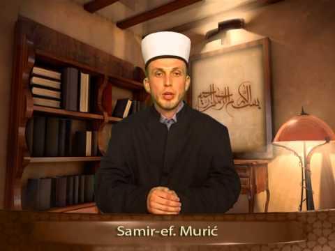 Ramazanski ders - SAMIR-ef. MURIĆ