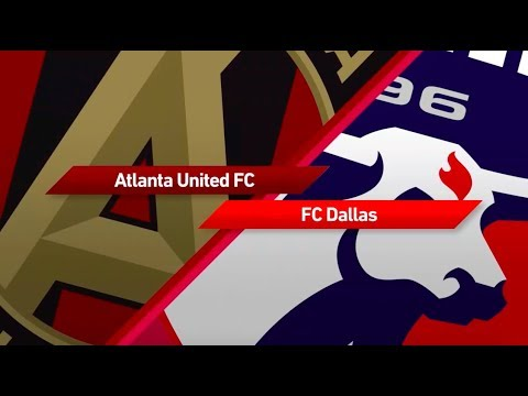 Atlanta United 3-0 FC Dallas