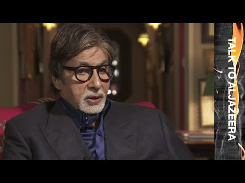 Amitabh Bachchan | 'We have a very strong cultural identity'  🇮🇳  | Talk to Al Jazeera
