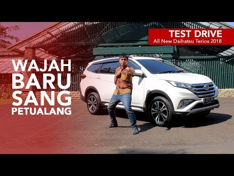 Test Drive All New Daihatsu Terios 2018