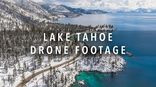 Lake Tahoe Drone Footage