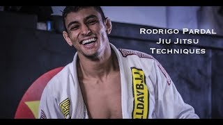 Rodrigo Pardal - Jiu Jitsu Techniques [HELLO JAPAN]