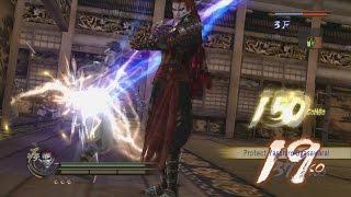 Samurai Warriors 2:XL - Kotaro Fuma 4th Weapon Guide