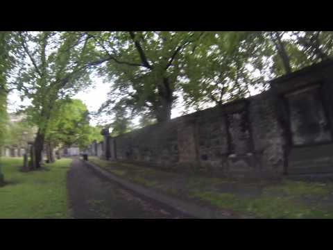 A Good Morning Walk in Edinburgh Scotland by Ryan Randall