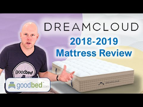 DreamCloud Mattress Review by GoodBed.com