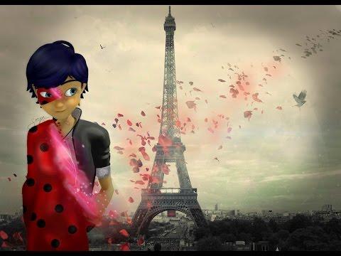 Miraculous LadyBug Speededit: Genderswap