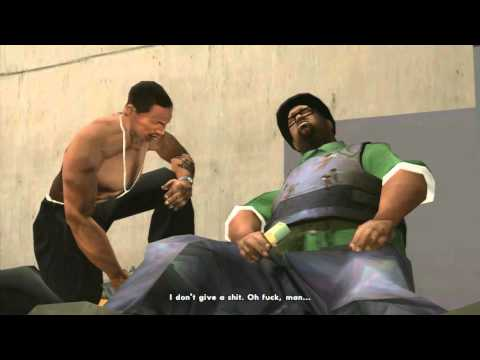GTA San Andreas PS3 Remastered - Final Mission + Ending