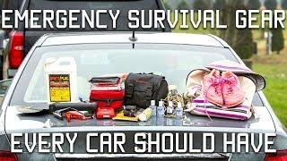 Car emergency items