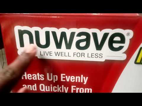 Nuwave medley XL Digital skillet