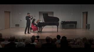 Carlos Guastavino - Rosita Iglesias for violin and piano