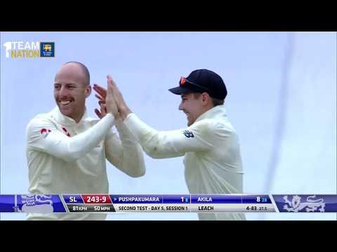 Day 5 Highlights: England tour of Sri Lanka 2018 - 2nd Test at Pallekele