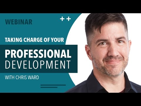 Taking Charge of Your Professional Development
