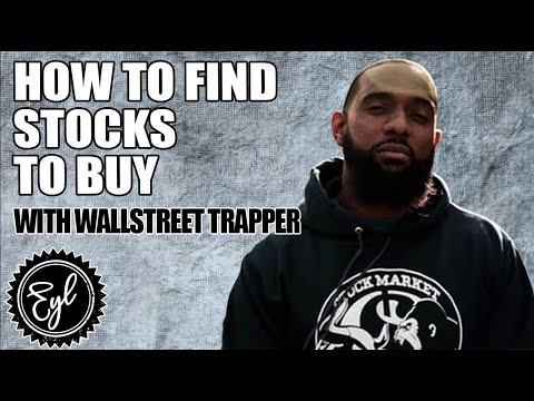 HOW TO FIND STOCKS TO BUY WITH WALLSTREET TRAPPER