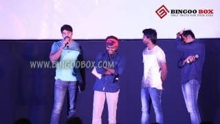 Arya Funny Speech With GV.Prakash, Soori & Sathish in Sema Audio Launch