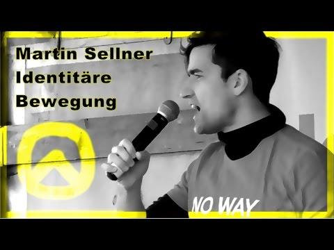 Martin Sellner, Identitäre Bewegung, 6.2.16, Dresden