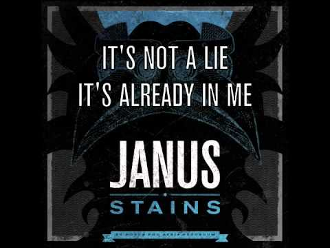 JANUS - STAINS (OFFICIAL LYRIC VIDEO)