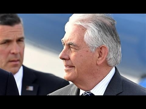 Three Things to Watch For in Tillerson's Russia Visit