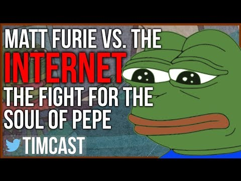 """Pepe's Creator, Matt Furie, in Interview """"It Is My Goal to Promote 4chan"""""""
