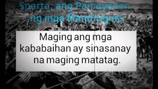 """""""Kasaysayan ng Daigdig"""""""