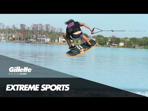 The Wakeskater Revolution with Brian Grubb | Gillette World Sport