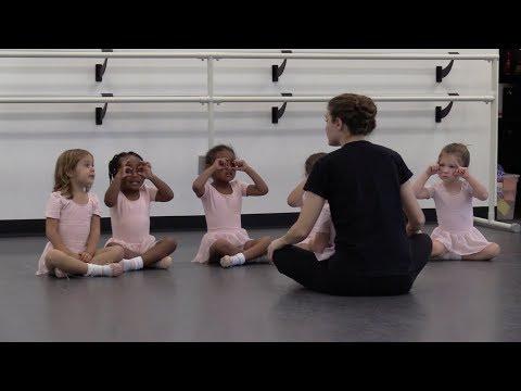 School Of Nashville Ballet Children's Division Classes (Ages 2-7)