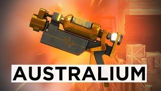 LA TERRIBLE VERDAD DE LAS AUSTRALIUM - Team Fortress 2