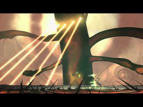 El Shaddai Ascension of the Metatron Gameplay: Fire Nephilim Boss Fight