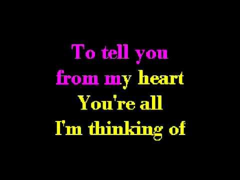 My Love   Westlife   Karaoke mpg