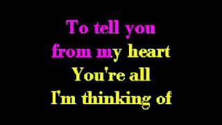 My Love Westlife Karaoke mpg