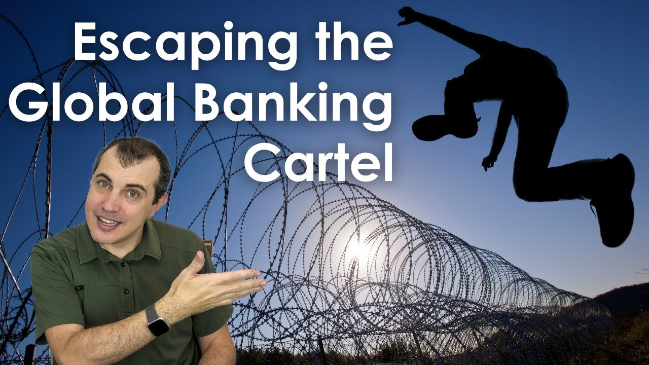 Andreas Antonopoulos | The 'Internet of Money' Tour | Escaping the Global Banking Cartel