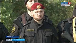Сотрудник ОСН «Грозный» ФСИН по Чеченской Республике стал обладателем Крапового берета.