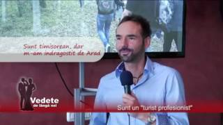 Eveniment Adrian Moldovan, la emisiunea ,,VEDETE DE LANGA NOI,, !  la Televiziunea ARAD !