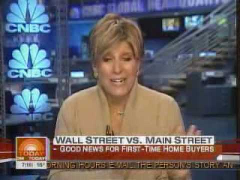 Suze Orman Talks Economy Worries with NBC's 'Today' Show