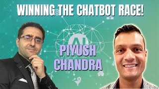 Human-Machine conversations: Product leader Piyush Chandra explains the Chatbot Revolution!