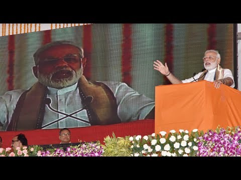 PM Narendra Modi's speech at laying of foundation stone of various projects in Varanasi, UP