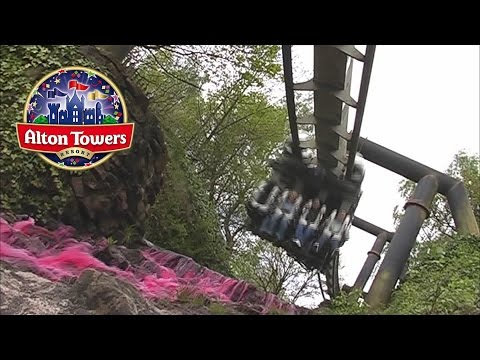 Alton Towers Theme Park - A Great Day out!