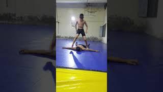 Core Training At Hanuman Akhada #wrestling #dangal #kusti
