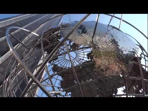 New York, New York - Columbus Circle Globe HD (2012)