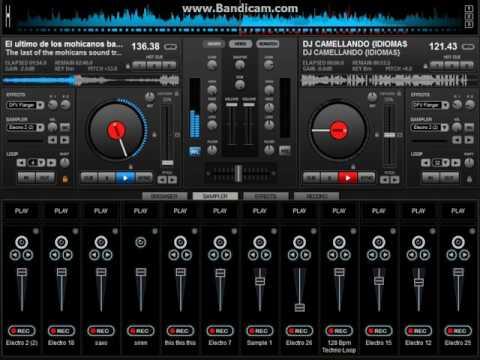 virtual dj #5 (el ultimo de los mohicanos remix).