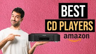 10 Best CD Players With Speakers In 2020 [Buying Guide]