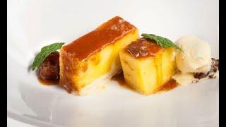 Receta de piña asada a la miel de Bruno Oteiza