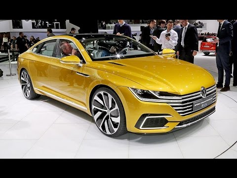 la nouvelle volkswagen passat cc 2017 youtube. Black Bedroom Furniture Sets. Home Design Ideas